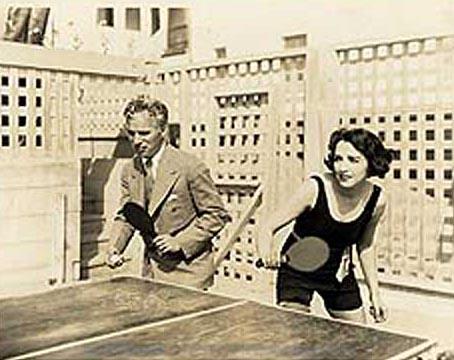 Charlie Chaplin (Bebe Daniels